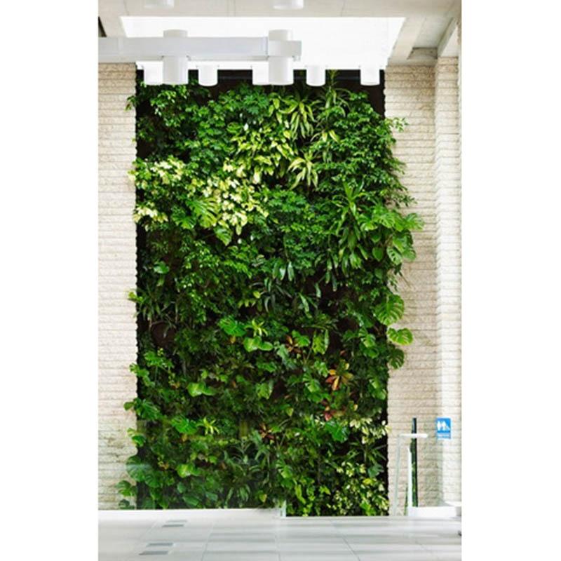artificial plants interior design home decor wall decoration