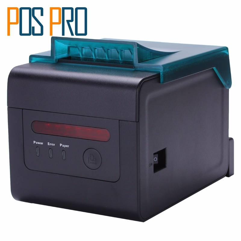 ITTP057 High Quality thermal printer 80mm,pos label printer,automatic cutter,USB+Serial+Ethernet Port,ESCPOS (1)
