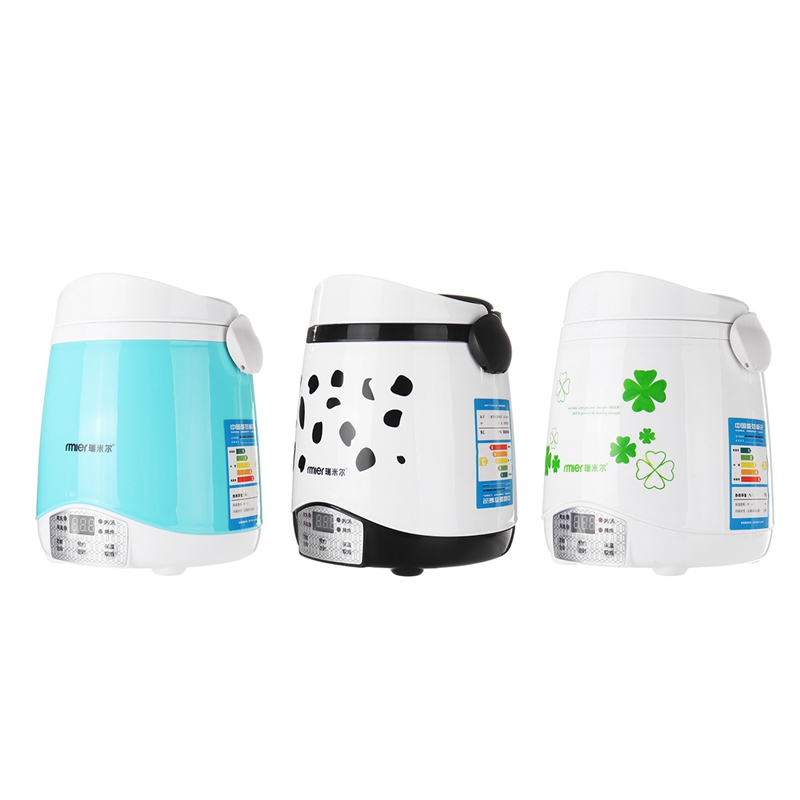 Mini1.5L rice Cooker 220V 250W Timing Food Warmer Multifunctional Cook Rice Gruel&Soup Stain Steel Liner Home Travel Student mini multi cookers 1l food grade stainless steel electric hot pot cooker rice boil steamed soup pots perfect for dorm gl zon166