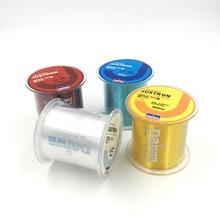 500m Nylon Fishing Line Japanese Durable Monofilament Rock Sea Fishing Line Daiwa Thread Bulk Spool All Size 4 Colors 0.6 to 8.0