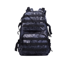 Hot Sale Men Women Unisex Military Backpack Wter proof Nylon Laptop Rucksacks 40L Travelling Outdoor Backpacks