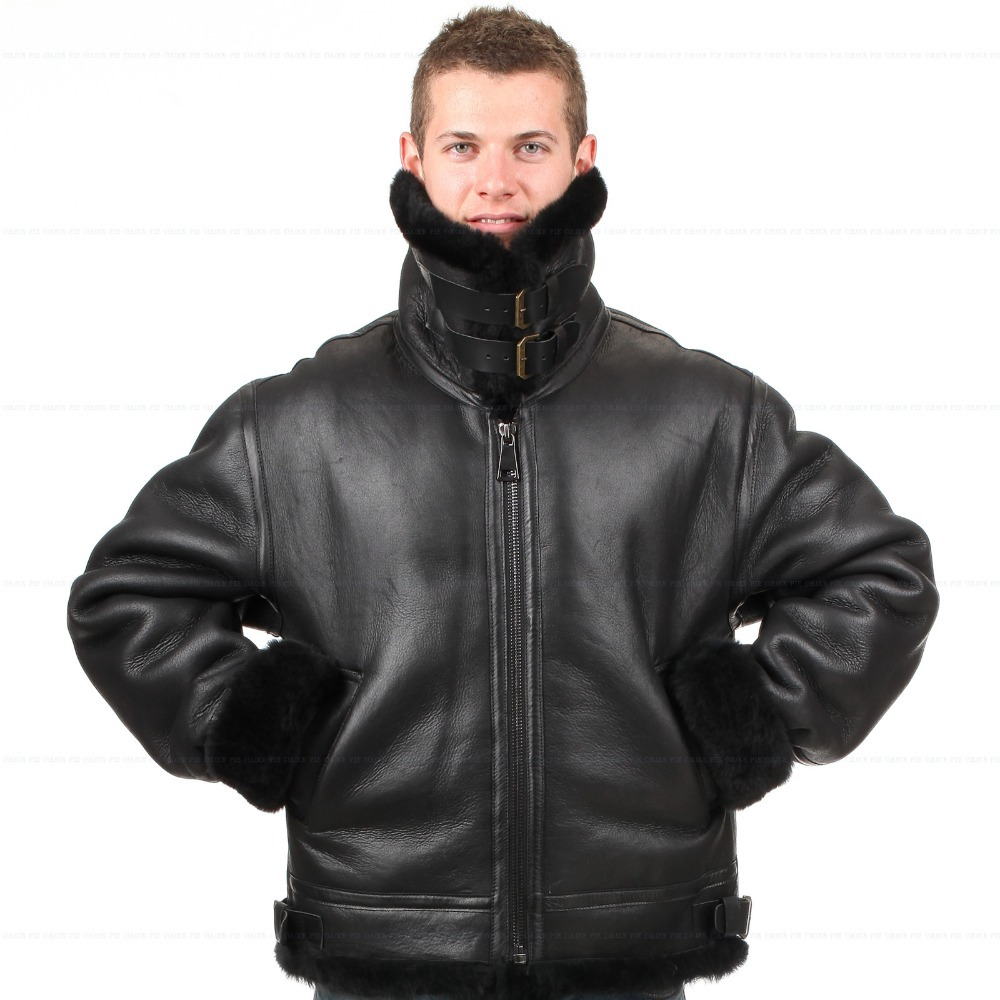 High Quality Aviator Leather Jackets-Buy Cheap Aviator Leather
