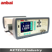 AT526 AC Low Ohm Meter Battery Internal Resistance Tester Accuracy Resistance 0.5% Voltage 0.01%