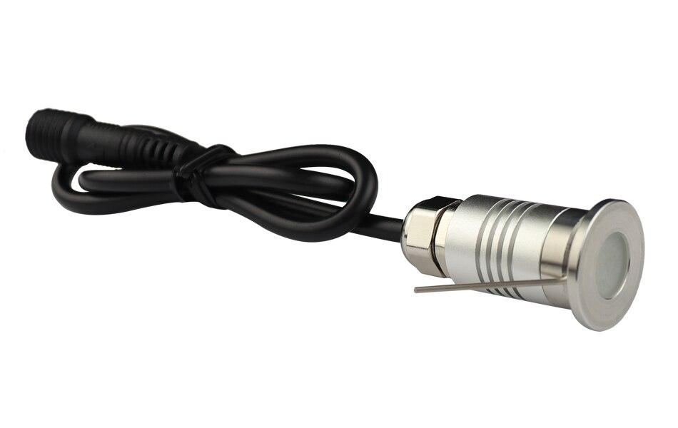 1W Mini LED Underground Lamp 7