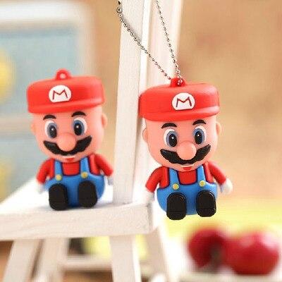 Горячая USB creativo Супер мультфильм Рисунок Марио накопитель 512 ГБ USB Memory Stick карты 128 ГБ 16 ГБ 32 ГБ 64 ГБ usb флэш-накопитель 3.0 ...