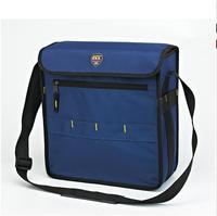 FASITE Large Size Professional Electricians Tool Bag Hard Plate Kit Tool Bag Set Kit Bag Blue