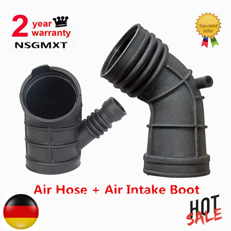 AP03 Air Hose + Air Intake Boot For BMW 325i/330i Ci,xi, 328i Z3  13541705209  13541435627  13541437191