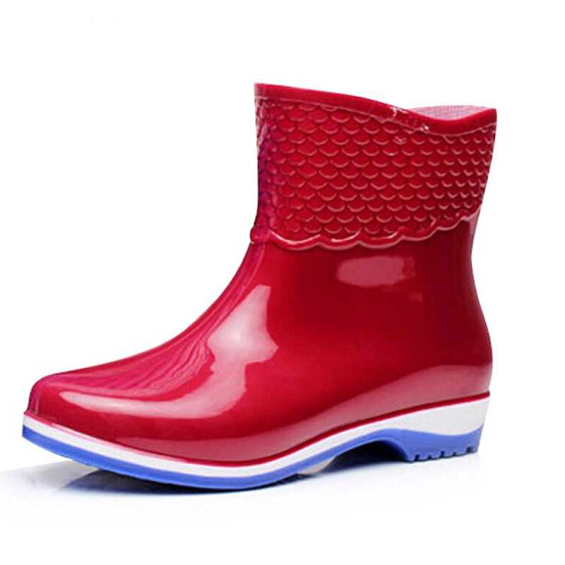 Popular Women Rubber Boots-Buy Cheap Women Rubber Boots lots from ...