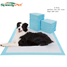 Super Absorbent & Leak-Free Extra Large Pet Training and Puppy Pads Pee for Dogs 4 Size Dog diaper With High Quality