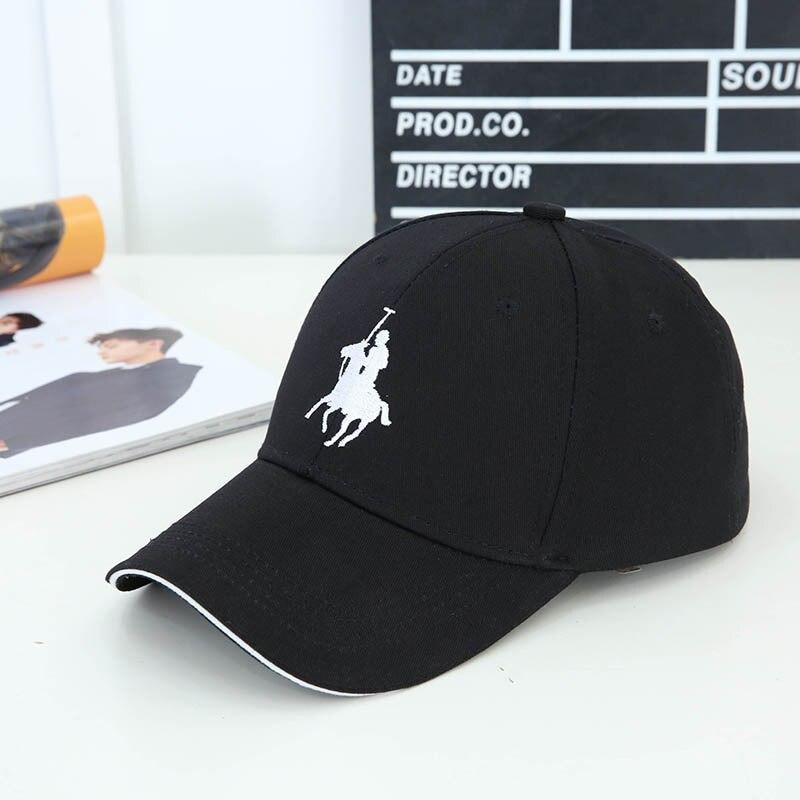 2019 Fashion Cotton Embroidery Baseball Caps Men Women 6 Panel Adjustable Snapback Gorras Golf Sport Cap Outdoor Sun Visor Cap