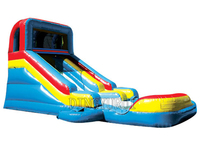 Outdoor Inflatable Bouncer Slide Inflatable Water Slide Pool Slide