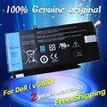 Frete grátis vh748 bateria do laptop original para dell v5560 v5460 v5470 para inspiron 14-5439