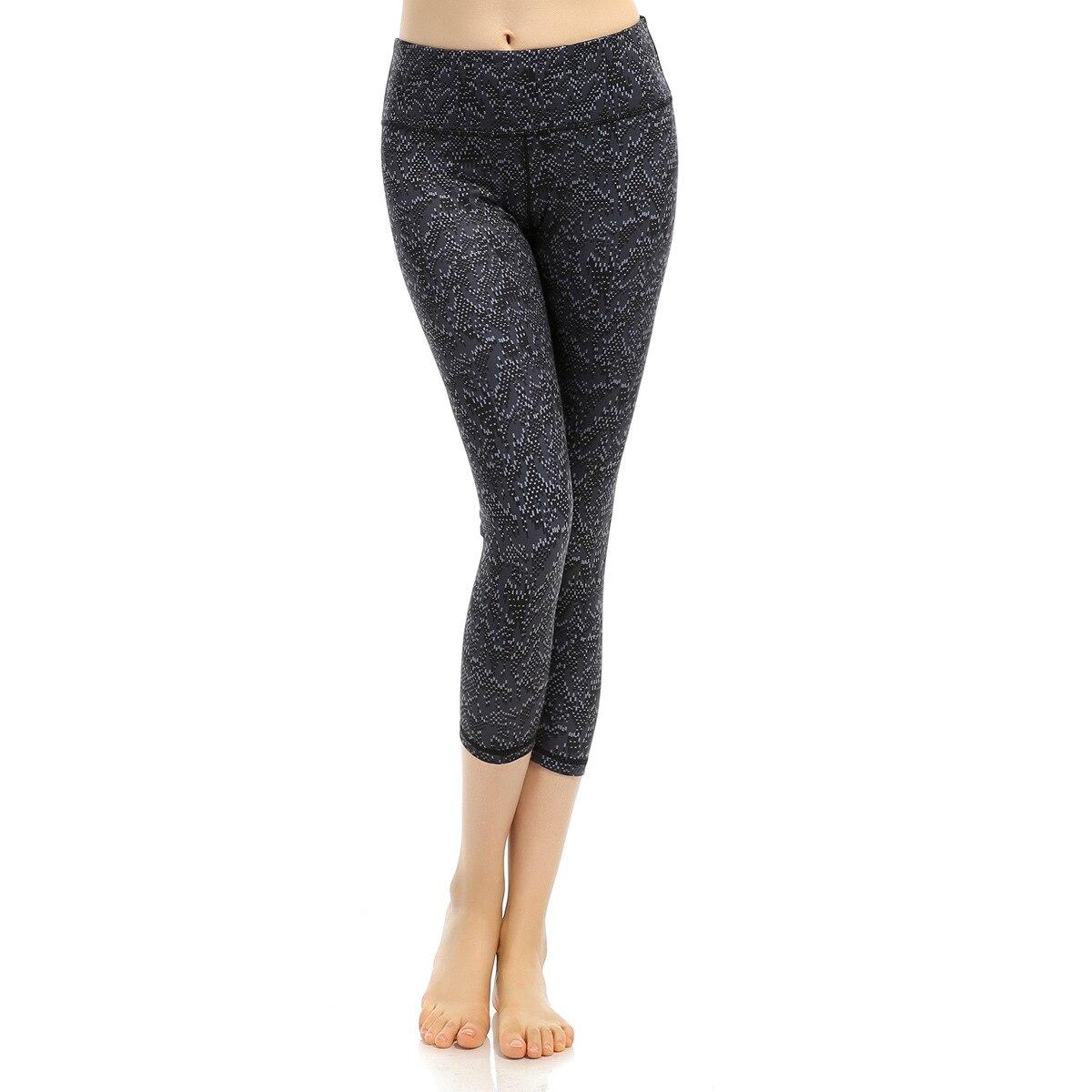 font b Women s b font Yoga font b Pant b font Active Printed Yoga