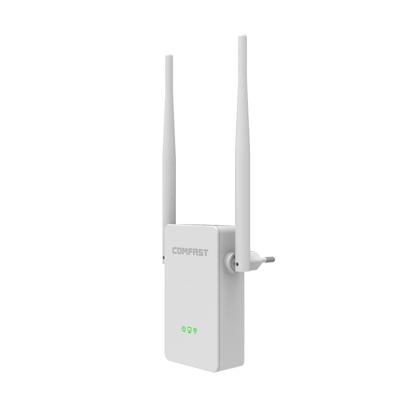 Comfast 300Mbps White Wireless Wifi Repeater Signal Amplifier 802.11n/b/g Wi fi Range Extender Router Wi fi Repeater EU US Plug
