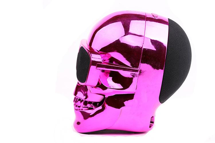 Sunglass Skull Bluetooth Speaker