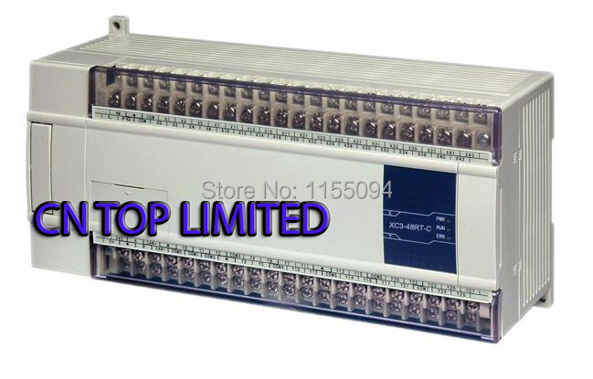 все цены на  XC3-48RT-C XINJE PLC CPU DC24V 28 DI NPN 20 DO Relay&Transistors with programming cable & software New  онлайн
