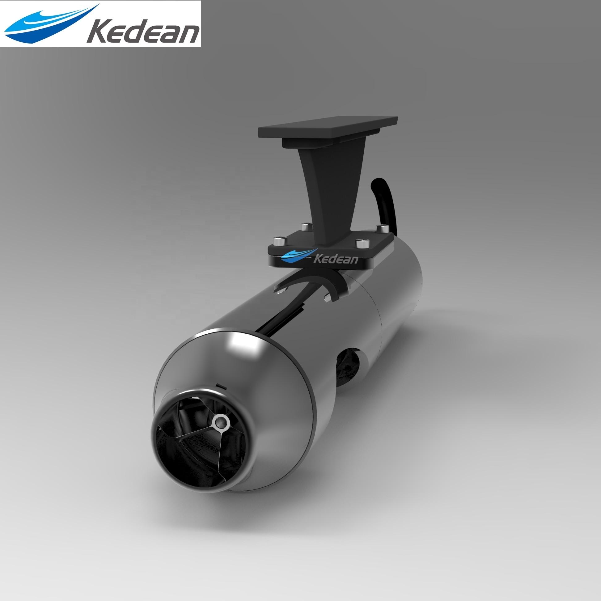 Elica elettrico SUP tavola da surf propulsori elettrico jet pinne Ultimi prodotti brevettati Marine elica motore elettrico fin 2800W