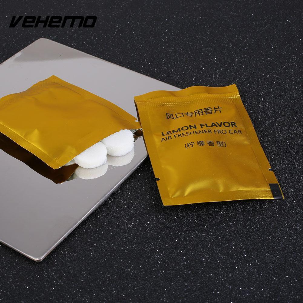 Vehemo 2 предмета/1 упак. автомобиля духи original пополнения вкусовые Освежители воздуха автомобиль вентиляционные клип parfumerie воздуха вкус дезодорант аромат