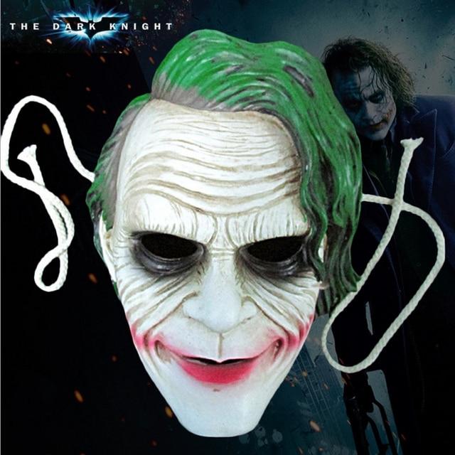 the dark knight batman joker mask party halloween masquerade cosplay