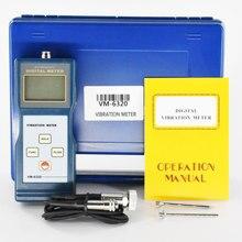 VM-6320 digital vibrometer Vibrtion Tester analyzer Hight Accuracy 10Hz~1kHz Velocity