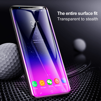 Baseus 3D Surface Tempered Glass For Samsung S9 S9 Plus Full Coverage Screen Protector For Samsung Galaxy S9 S9 Plus Glass 1