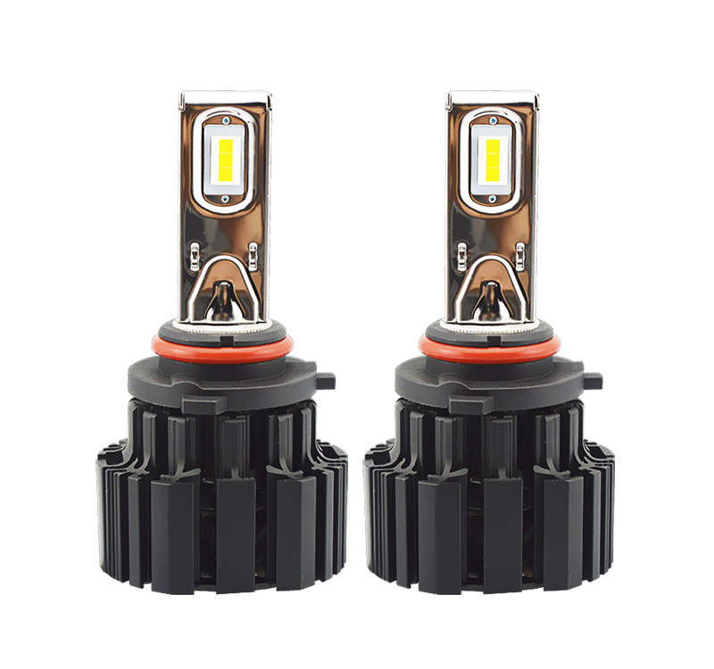 Auto LED headlight 50W P9 6800LM car led headlamp hb4 9006 auto led headlight bulb