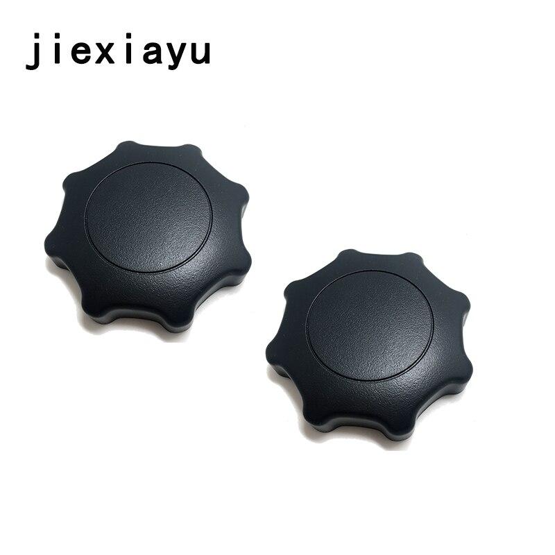 2 יחידות OEM שחור כפתור כוונון מושב עבור בורה פולו גולף ג 'טה Mk4 חיפושית ליאון איביזה פאסאט B5 18D 881 6711J0881671F 1J0 881 671 F
