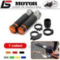 Motorcycle Handle bar / Handlebar Grips Carbon Fiber Material 7/8'' CNC 22MM for For HONDA CBR1000RR CBR600RR CB400