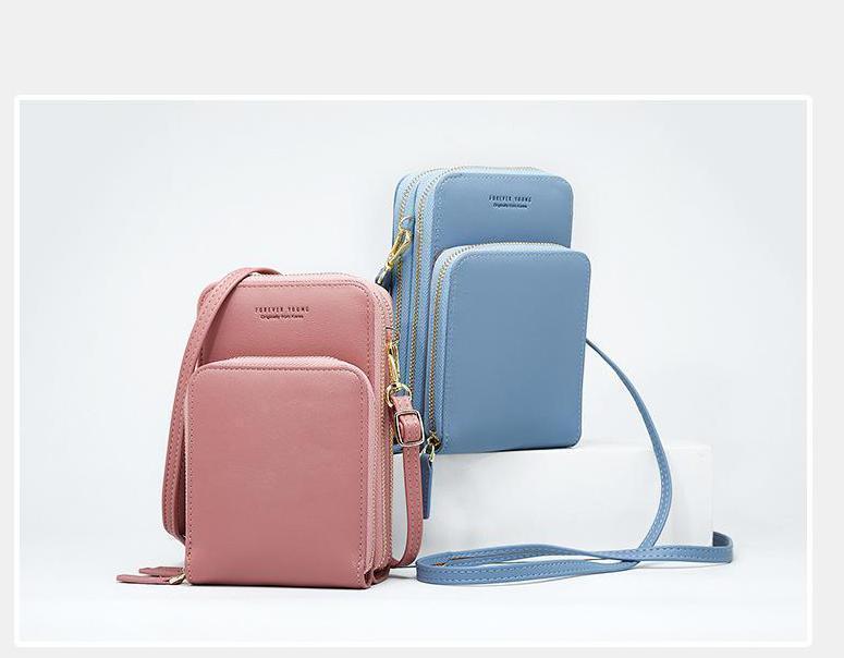 Crossbody Cell Phone Shoulder Bag Arrival Cellphone Bag Fashion Daily Use Card Holder Mini Summer Shoulder Bag for Women Wallet 10