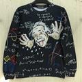 2016 New Math science men hoodies Graphic 3d men/women funny print Einstein sweatshirt casual tops