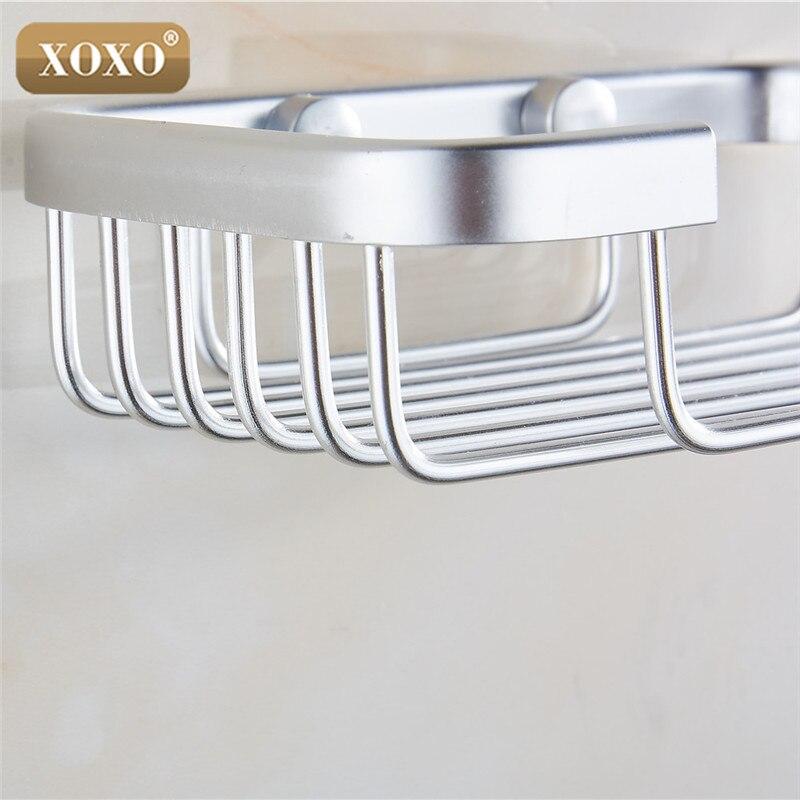 XOXO produkt soild praktische wand montiert aluminium seifenschalen ...