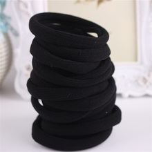 1PCS Black Wide Solid Hair Accessories For Women Headband,Elastic Band For Hair For Girls,Hair Band Hair Ornaments For Kids