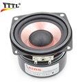 HIFI 2.5 Polegada Unidade Falante Full Range 4/8 ohms 8 ~ 15 W 150Hz-20 KHz para pequena área de trabalho WI-FI Bluetooth alto-falantes De Alta Sensibilidade DIY