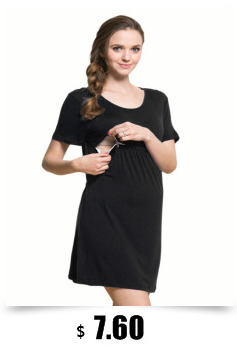 5868ccc4b862f Rose Red Hello Kitty Maternity dresses for summer pregnant women ...