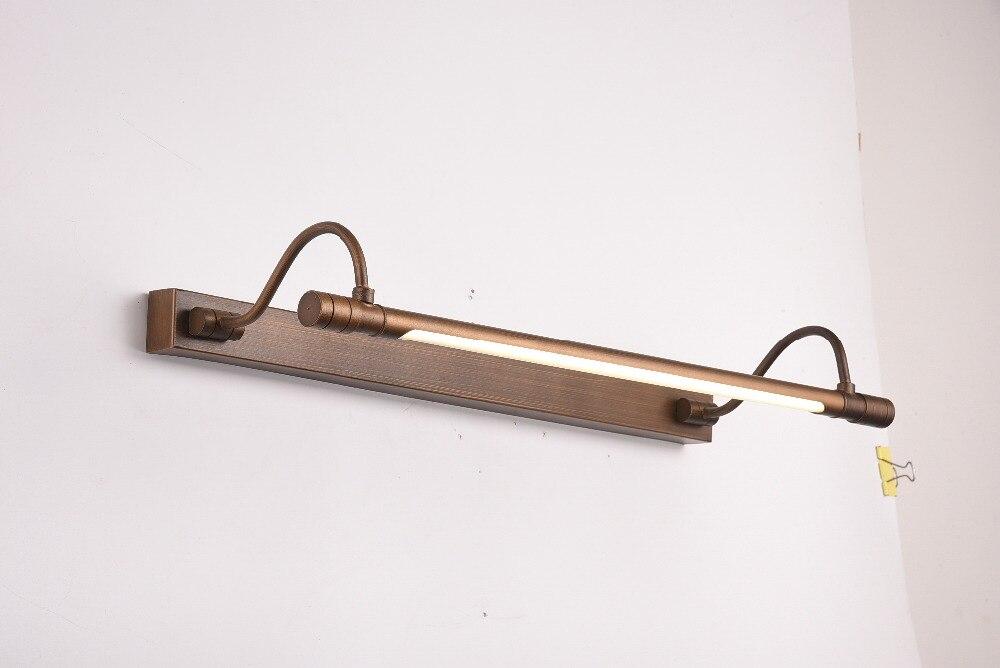 aliexpress koop 54 68 cm badkamer spiegel lamp waterdicht