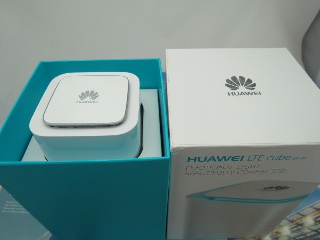 HUAWEI E5180 4G LTE CPE КУБ Маршрутизатор