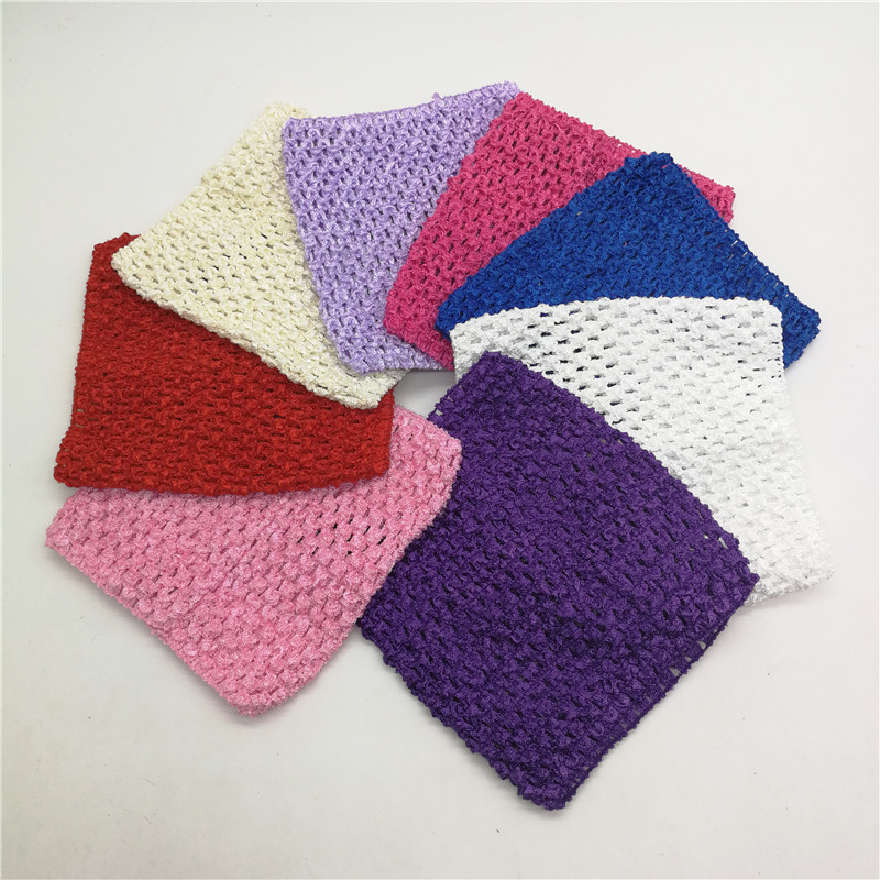 15 15CM 1 3 Years Old Children Chest Wrapped Elastic Wrapped Chest Knit Girl Crochet Headband Tutu Tube Tops DIY Skirt Dress in Party DIY Decorations from Home Garden