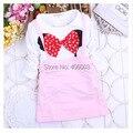 Moda Lindo Mickey de los Bebés Cabritos Del Vestido Del Tutú Vestidos de Niño de Ropa de Bebé Nuevo 2014 Envío Libre