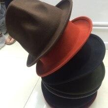 Шерсть, женская и мужская фетровая шляпа Vivianwestwood, горная шляпа Pharrell, стимпанк, шапка Millinery Magician Buffalo Top hat