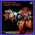 MODEL FANS IN-STOCK neoart toys ko MMC Transformation robot  Predaking Tantrum Rhino bison freeshipping