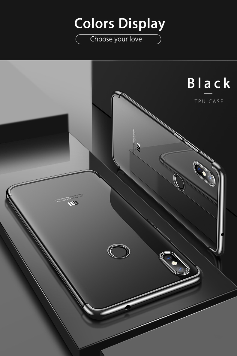 HTB1i2S XdfvK1RjSspoq6zfNpXa8 Case Capinha Capa de celular luxuosa original, capa tpu macio transparente, para xiaomi mi 8 mi8 se, xiaomi 8 lite explorer