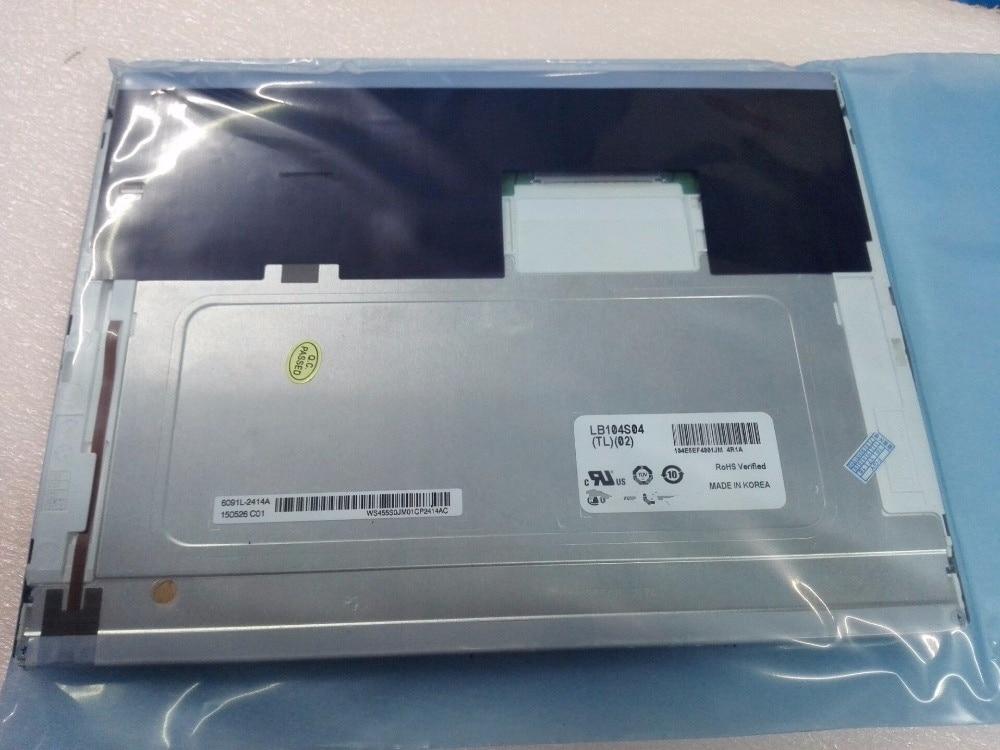 LB104S04(TL)(02)  LB104S04-TL02 LCD Displays вентилятор напольный aeg vl 5569 s lb 80 вт