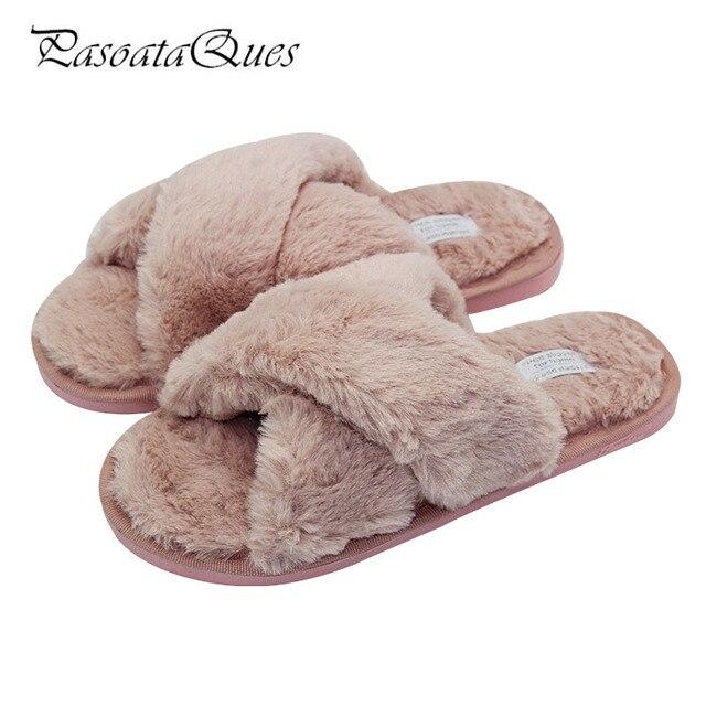 2017 зима-осень стадо Женская домашняя обувь удобная домашняя Для женщин тапочки Туфли без каблуков pasoataques бренд 133