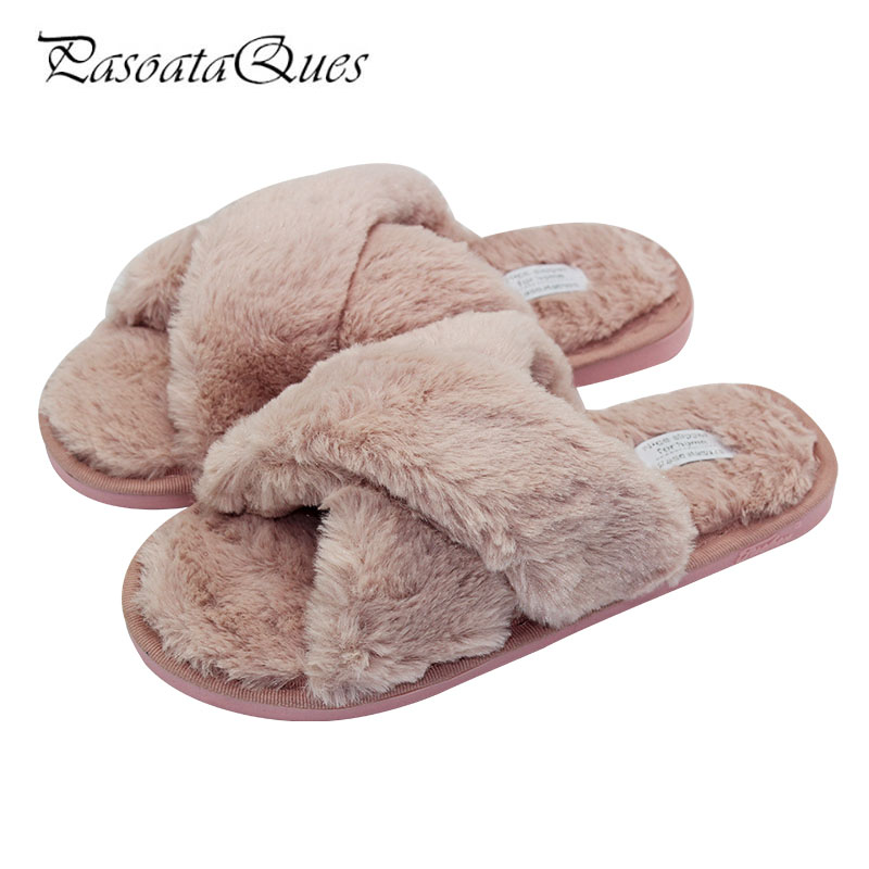 2017 Winter Autumn Flock Women Home Shoes Comfortable Indoor House Women Slippers Flats Pasoataques Brand 1332017 Winter Autumn Flock Women Home Shoes Comfortable Indoor House Women Slippers Flats Pasoataques Brand 133