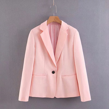 Women's suits  spring and autumn new wild temperament solid color casual blazer slim trousers two-piece(jacket pants)