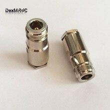 1 шт. RF N Тип Женский Джек зажим для LMR400 RG8 RG213 RF коаксиальный разъем