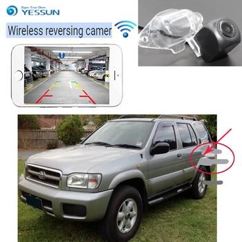 YESSUN new car wireless Rearview Camera For Nissan Paladin Roniz Xterra N50 2005~2015 Car HD rear view reversing camera