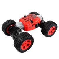 Rc Car 1:16 Scale Double Sided 2.4Ghz One Key Transform All Terrain Off Road Vehicle Climbing Truck Remote Control Car,Red