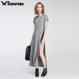 51b01350c1bcf Witsources Women summer sexy short sleeve casual