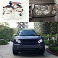 Para Land Rover RANGE ROVER 2002-2009 Excelente Ultrabright iluminación smd led Angel Eyes Anillo de Halo angel eyes kit
